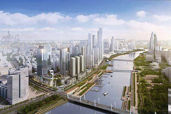 Beijing releases Tongzhou's plan for new center