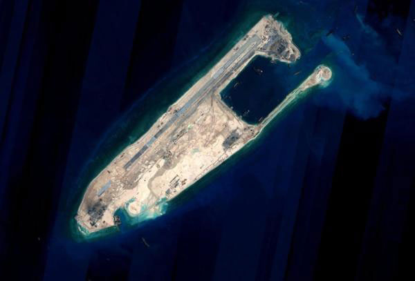Facilities launched to protect Nansha Islands' ecosystems