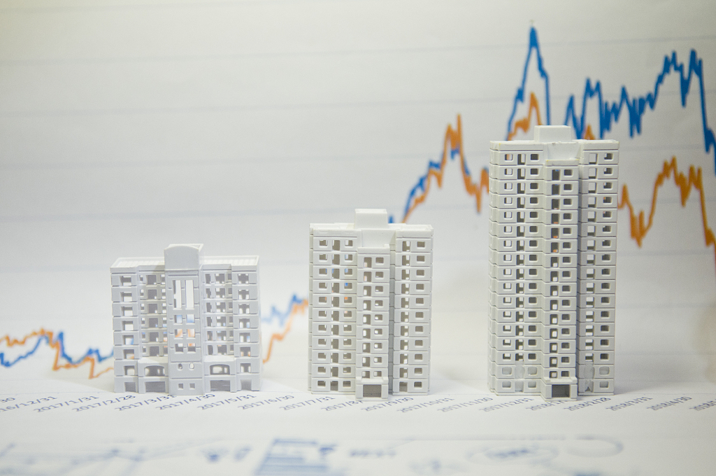 Property prices in top 100 Chinese cities rise