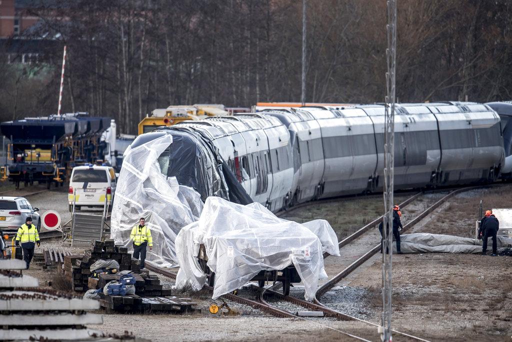 Denmark train crash victims identified, all 8 are Danes