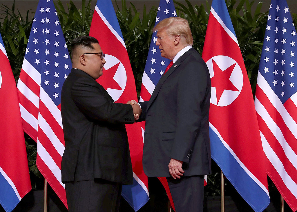 US selecting venue for second Kim-Trump meeting: report