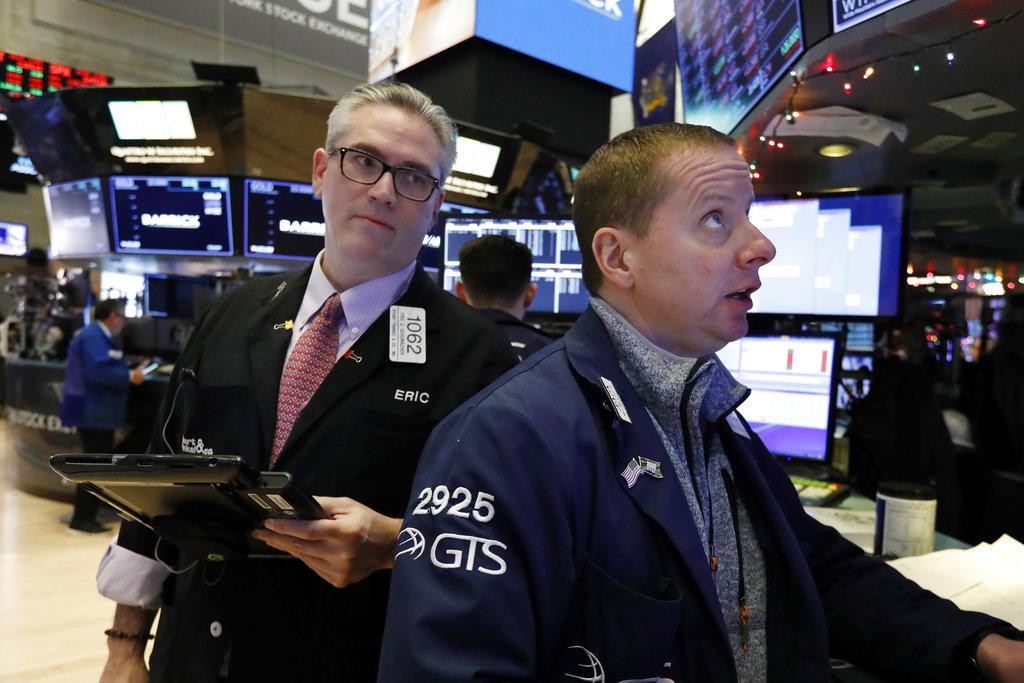 Stocks surge on trade talks, jobs report