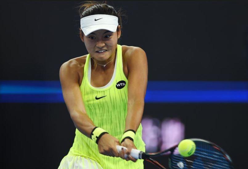 China's Wang Yafan stuns Niculescu to reach WTA Shenzhen semis