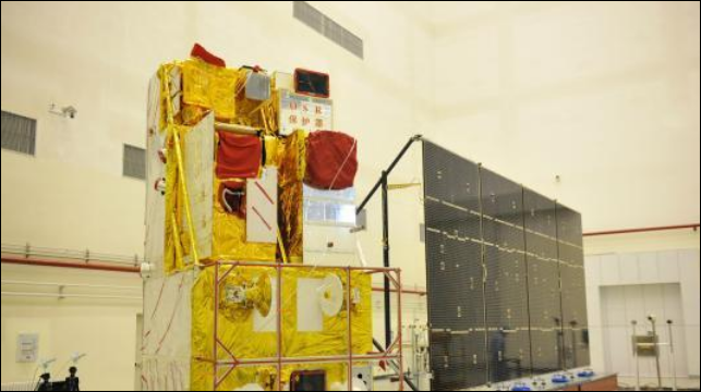 China makes breakthrough in atmospheric monitoring
