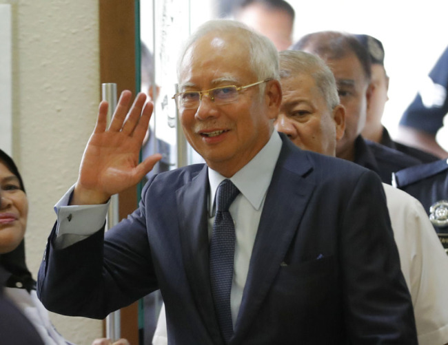 Ex-Malaysian PM Najib to be jointly tried with former 1MDB CEO