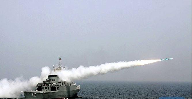 Iran's Navy xinhua.JPG