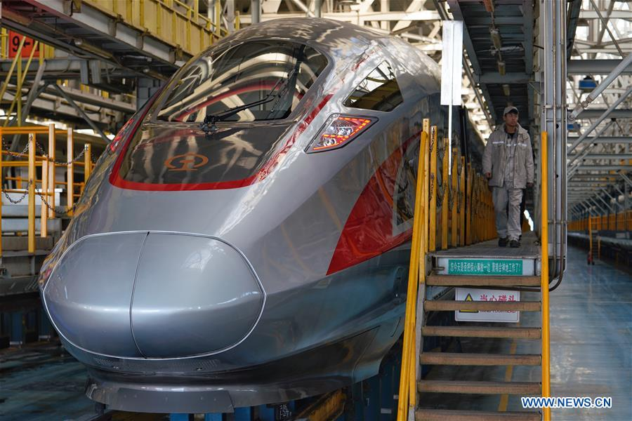 New Fuxing trains to be put into service