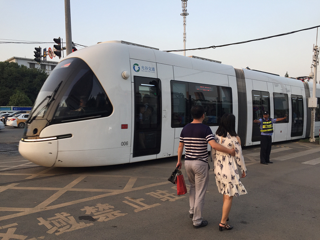 NDRC approves rail transit projects in central China city