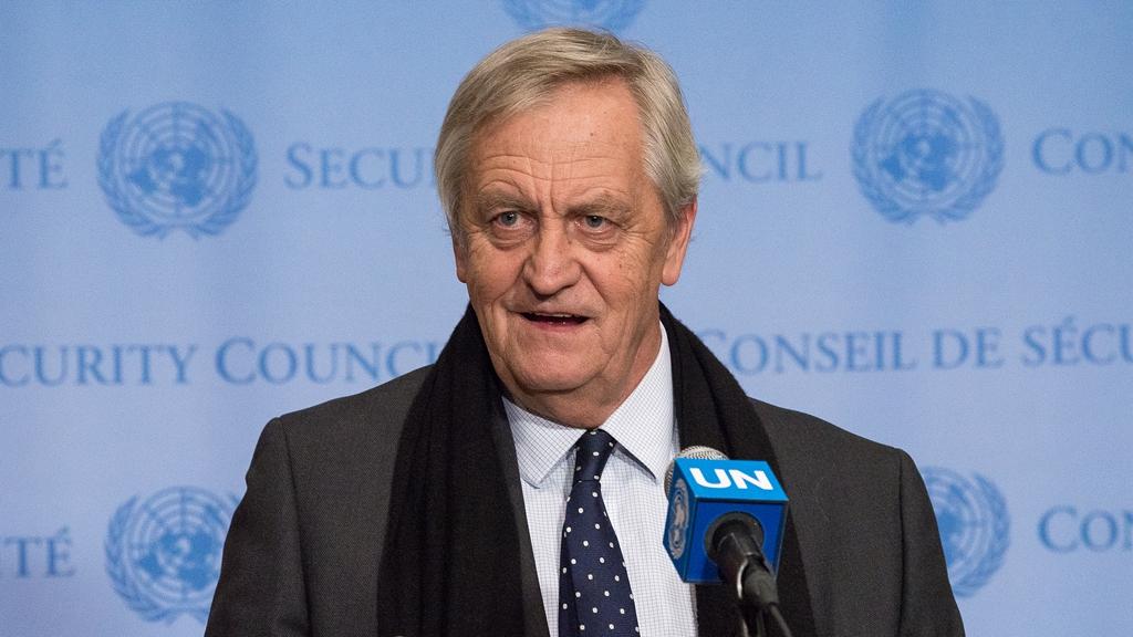 UN chief replaces top Somali envoy after Haysom is declared 'Persona Non Grata'