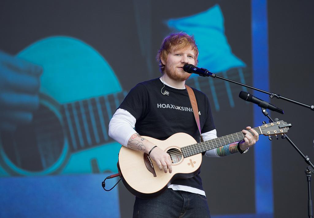US judge orders Ed Sheeran to face Marvin Gaye plagiarism lawsuit