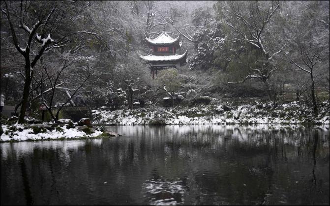 Hunan hit by snow and freezing rain