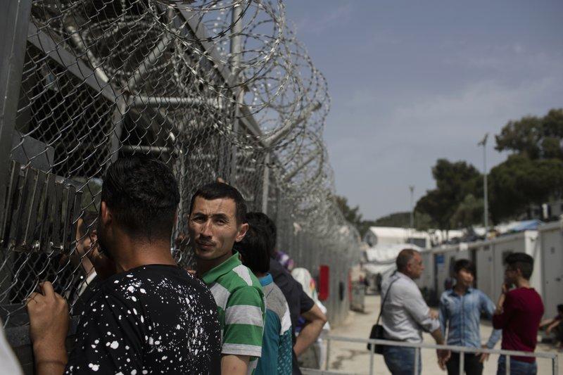 Illegal crossings at Europe's borders lowest in 5 years