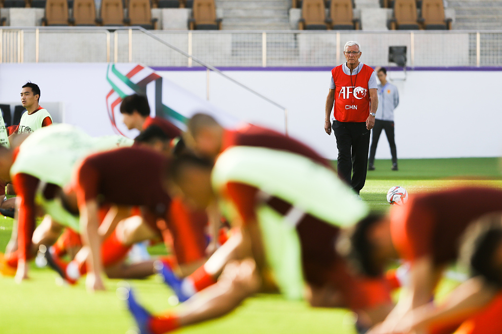Lippi wants China to be the 'surprise' of the 2019 Asian Cup