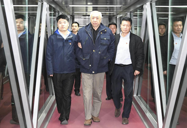 Nearly 5,000 fugitives netted in China's global anti-corruption manhunt