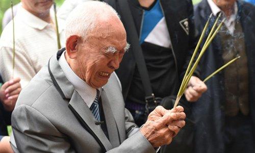 Big data tech helps 101 Taiwan veterans find mainland relatives
