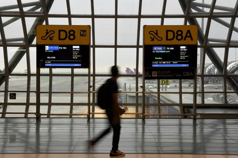 Saudi woman held at Bangkok airport says fears death if repatriated