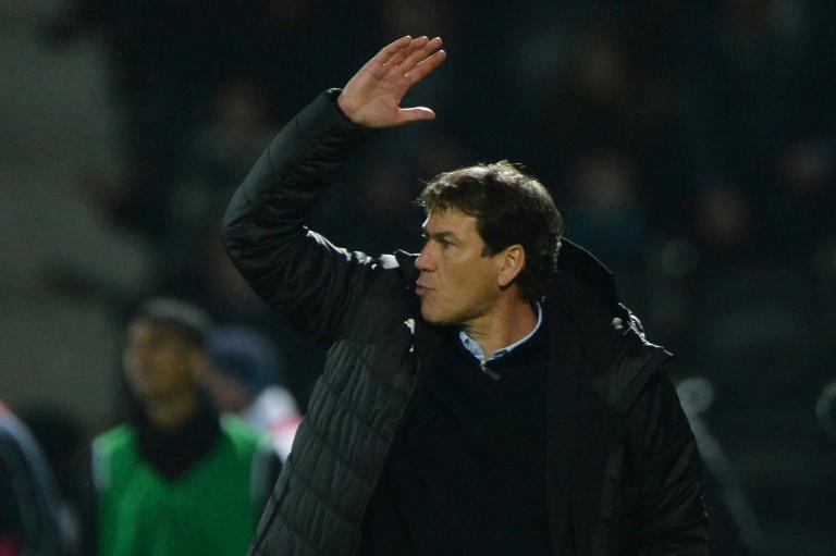 Garcia blasts 'unacceptable' Marseille after cup humiliation