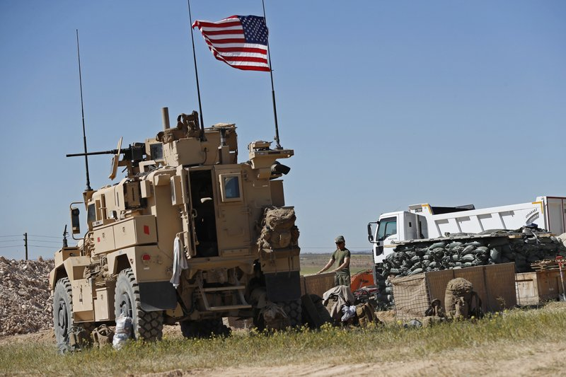 With US leaving, rival powers seek to move into Syria's east