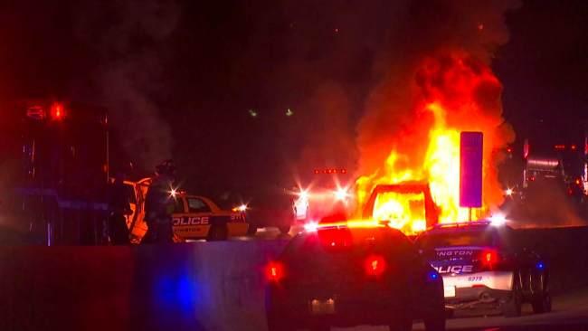 Michigan family of 5 killed in wrong-way crash in Kentucky