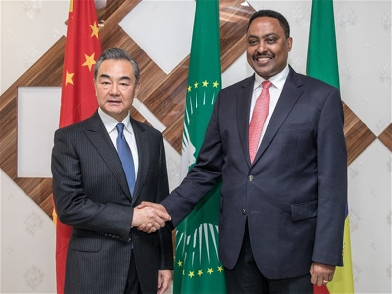 China-Africa friendship unbreakable, one-China principle reinforced: Chinese FM