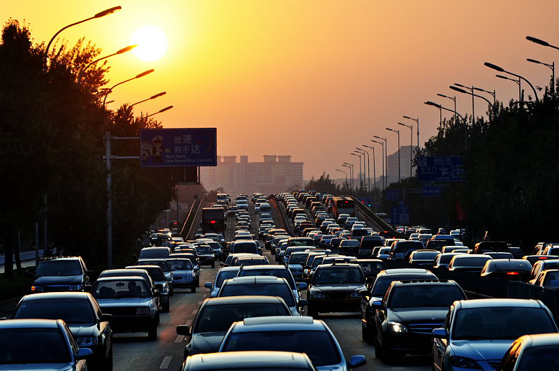 China's air quality improves in 2018