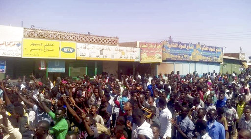Over 800 protesters arrested in Sudan demos: minister