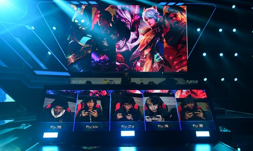 Chinese mobile games winning hearts of Japanese gamers