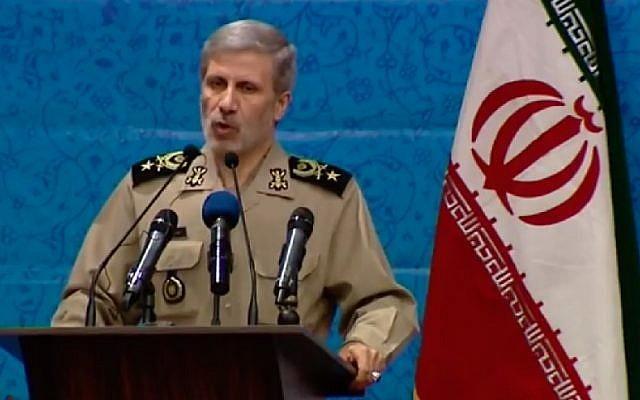 Iran warns against regional 'security threats' by US, Israel: DM