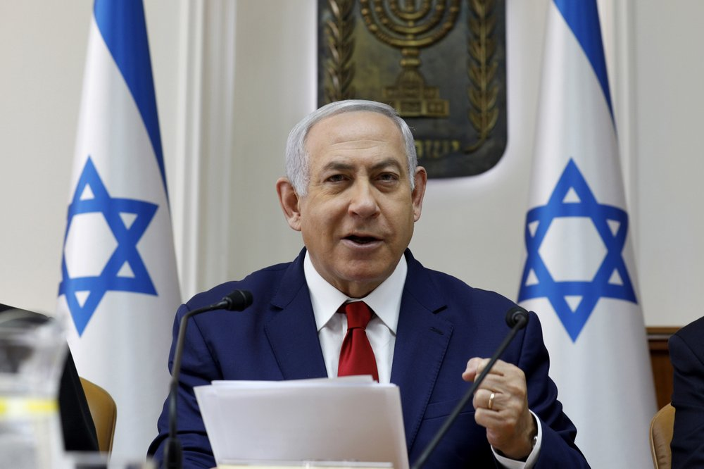 Israeli PM rejects corruption allegations in live address