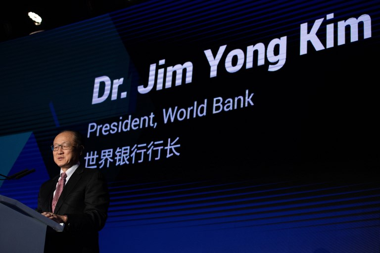 World Bank President Jim Yong Kim afp.jpg