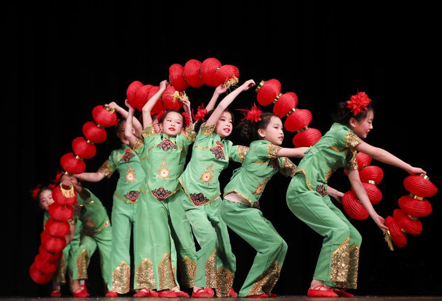 Philadelphia New Year celebration highlights traditional Chinese culture