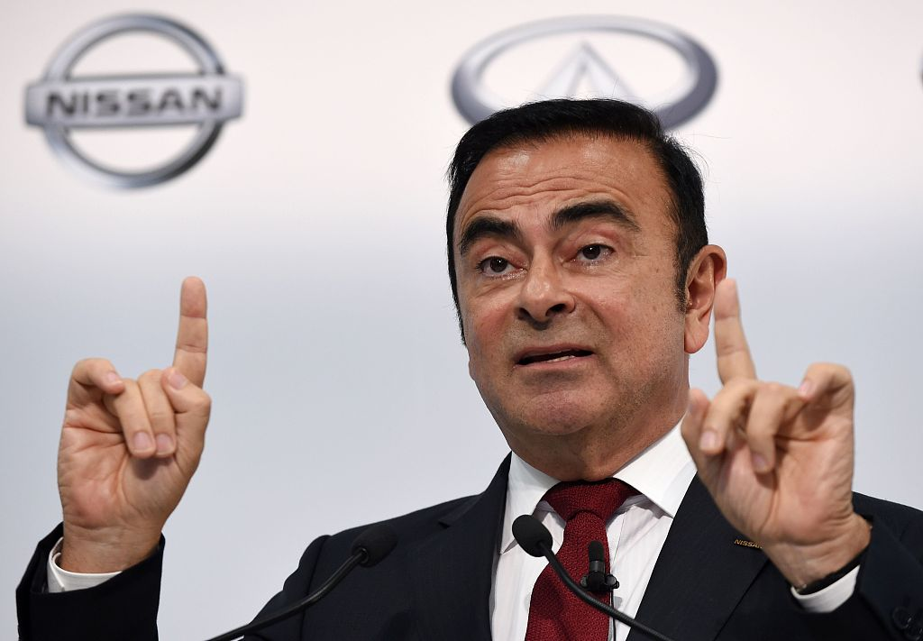 'Unfairly detained': Ex-Nissan boss Ghosn protests innocence
