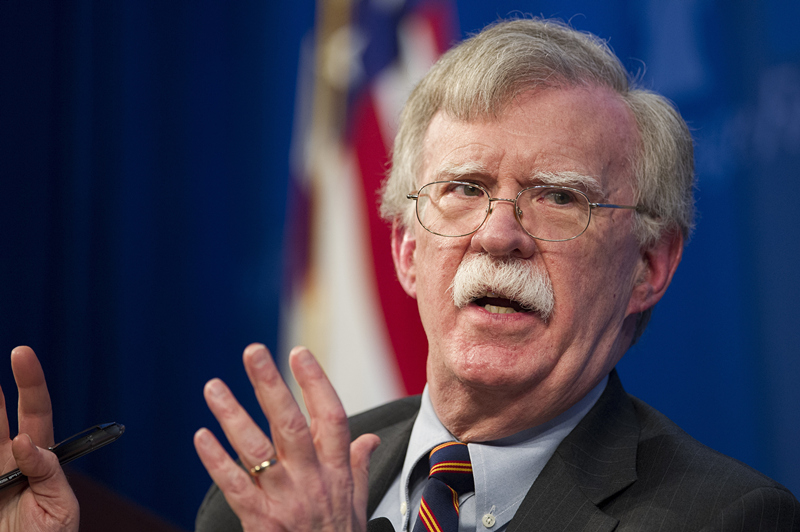 Bolton in Turkey to discuss US pullout from Syria