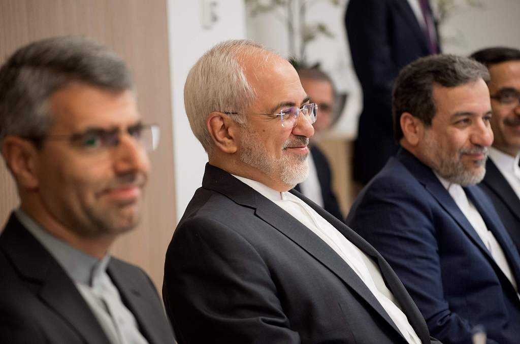 Iran says to work with partners to neutralize US sanctions