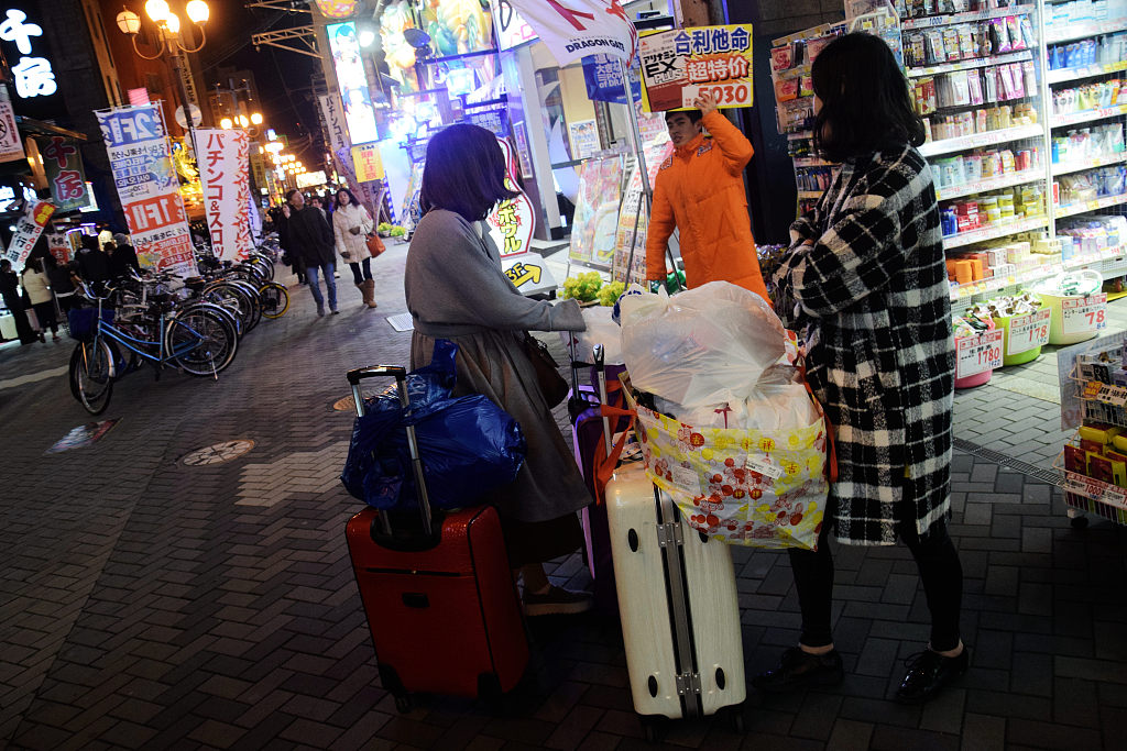 Jittery daigou scramble to cope under China's new e-commerce law