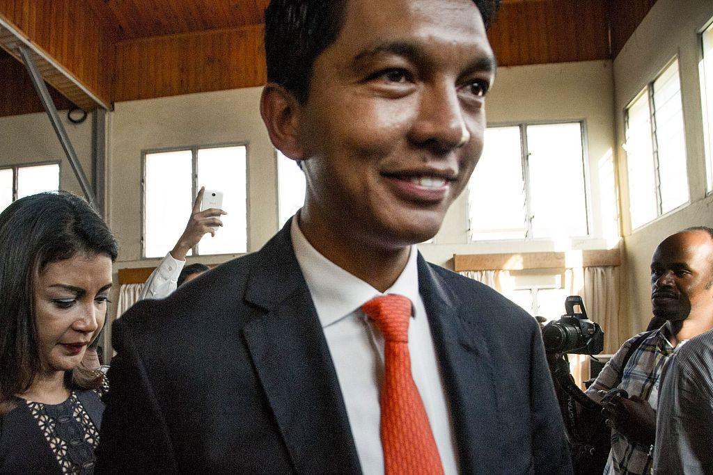 Rajoelina confirmed winner of Madagascar presidential election