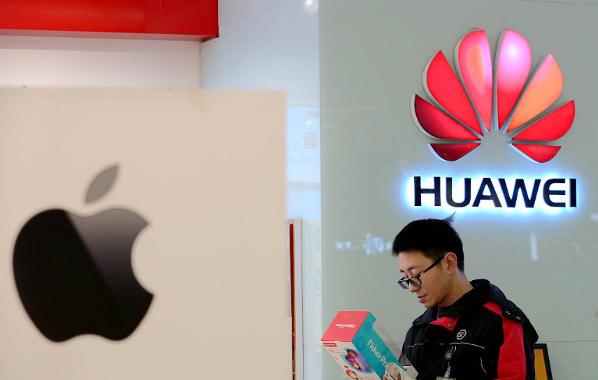 Chinese phone makers outpace Apple in price and value