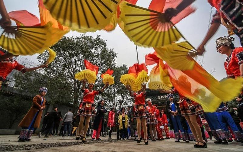 Chinese police to tighten security measures during Spring Festival