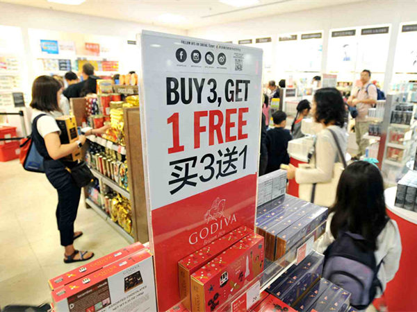 Chinese tourists travel more; spend more in 2018