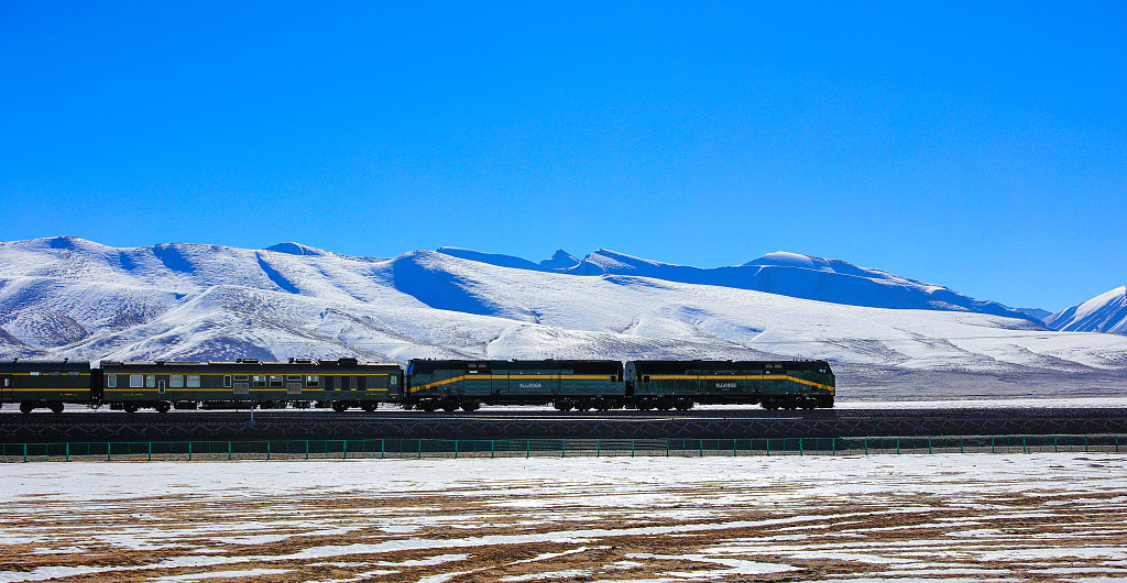 Qinghai-Tibet Railway carries record-high passengers in 2018