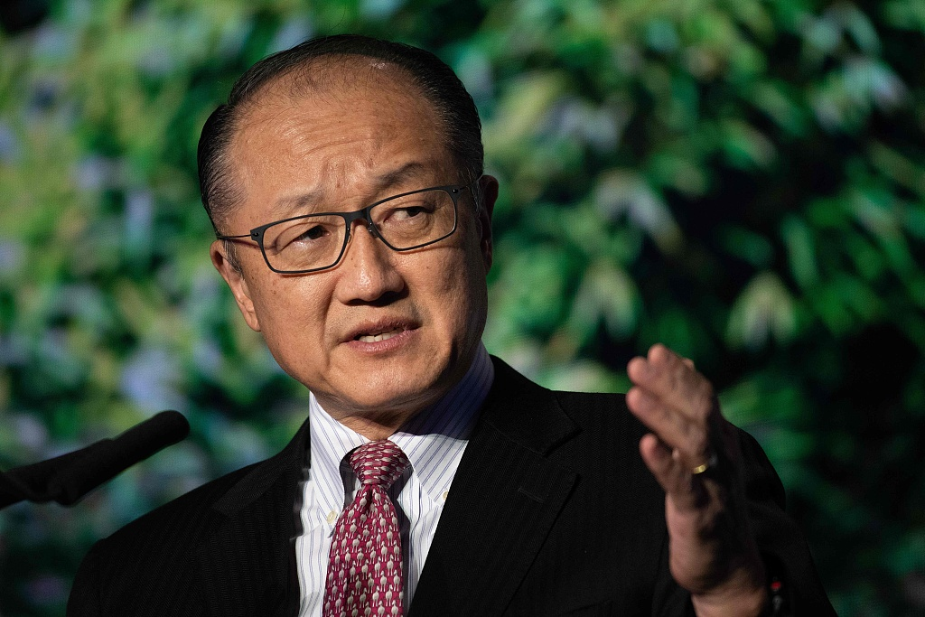 World Bank president Kim to join US private equity fund as partner, vice chairman