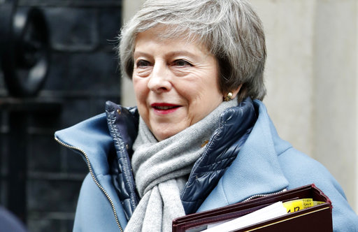 UK PM condemns harassment of MPs, journalists