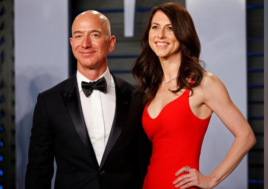 Amazon CEO Jeff Bezos, wife Mackenzie decide to divorce