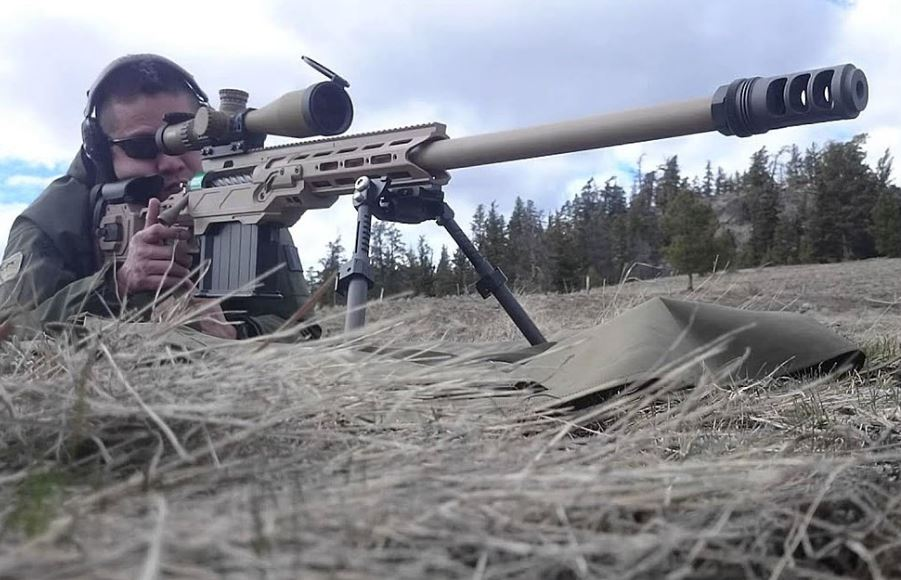 Ukraine hopes to get sniper rifles from Canada this year: ambassador