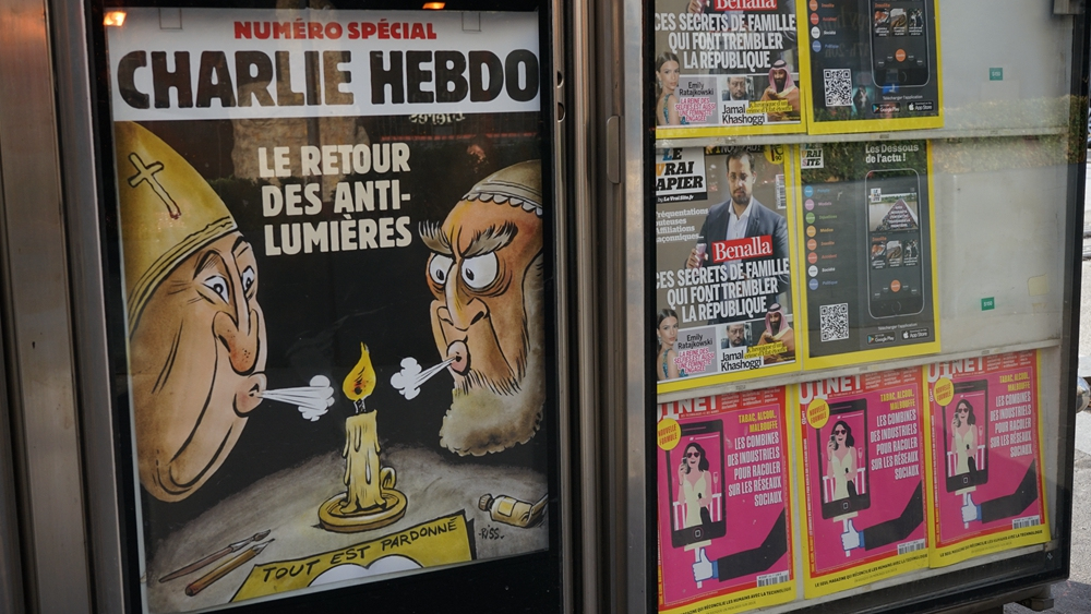 4 years after Charlie Hebdo attacks, French Jews fear growing antisemitism