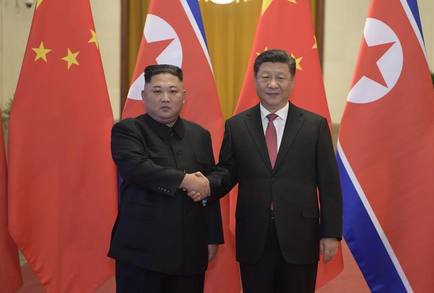 Xi Jinping, Kim Jong-un hold talks, reaching important consensus