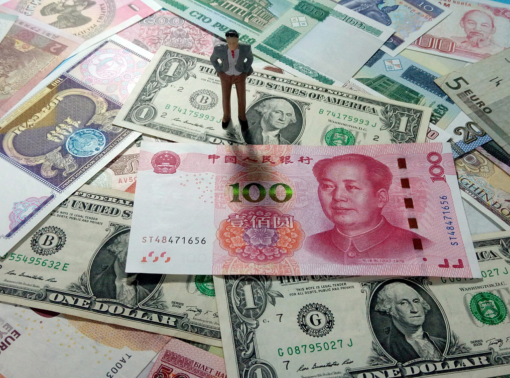 Chinese yuan strengthens to 6.8160 against USD Thursday