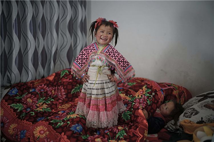Significant changes better the lives of 'left-behind' children in SW China