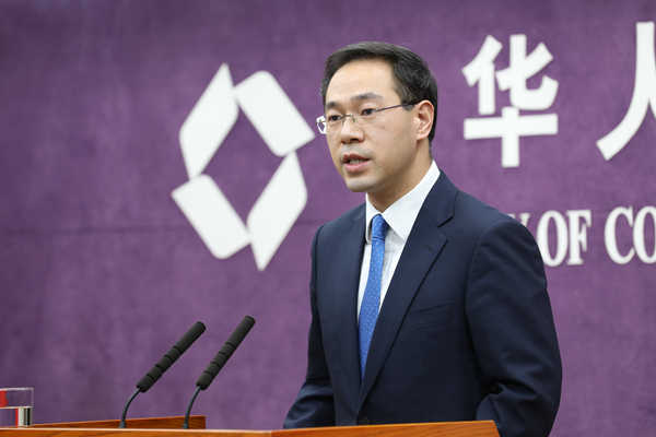 The spokesman of China's Ministry of Commerce, Gao Feng. [Photo: mofcom.gov.cn]