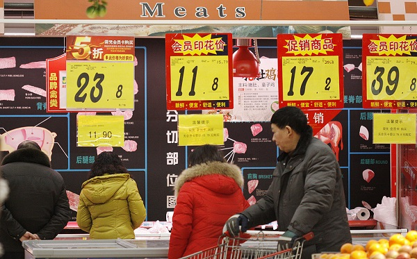 Economic Watch: China's consumer inflation to maintain mild rate in 2019